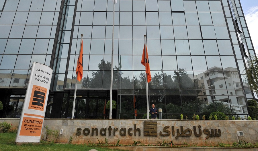 sit-in Sonatrach