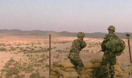 Quatre soldats de l'ANP blessés dans l'explosion d'une bombe à Sidi Bel-Abbès