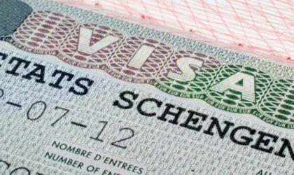Visas Schengen: la durée considérablement réduite pour les Algériens