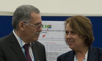Sciences spatiales : l'Algérie et l'Afrique du Sud signent un mémorandum d'entente