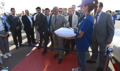 D'une superficie de 4000 m2: le wali d'Alger inaugure le «Condor Mobile Village»