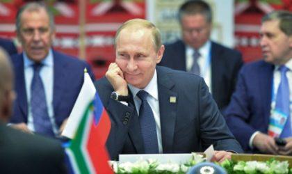 Poutine sera-t-il un modèle pour le pouvoir algérien ?