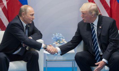 Trump: «C'est à cause du FBI que les relations américano-russes sont mauvaises»