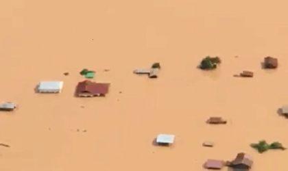 Effondrement d'un barrage au Laos : des centaines de disparus