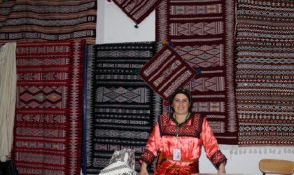 Aït Hicham: le tapis traditionnel à l'honneur du 9 au 13 août