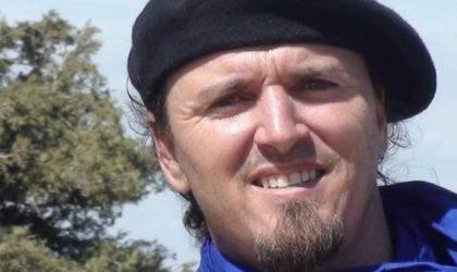 Deux années de prison ferme contre le militant de la cause berbère Salim Yezza