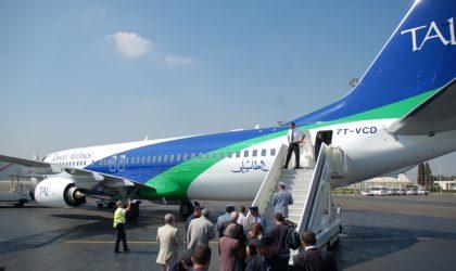Transport aérien: Tassili Airlines inaugure une nouvelle desserte reliant Oran à Strasbourg
