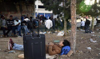 Des centaines de mineurs marocains en garde à vue, d'autres errent dans les rues de Paris