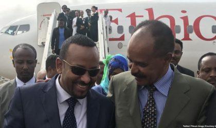 Erythrée-Ethiopie: la guerre est finie!