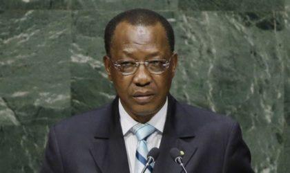 Déby aux Occidentaux sur la lutte contre le terrorisme au Sahel : «Il faut sortir des discours d'intention»