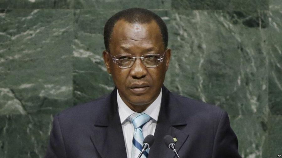 Déby UA terrorisme Sahel