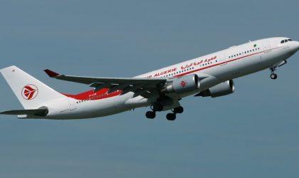 Pourquoi un avion d'Air Algérie a-t-il survolé Paris durant près d'une heure ?