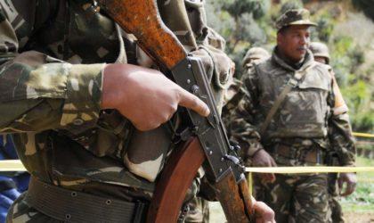 Quatre terroristes rendent les armes à Tamanrasset