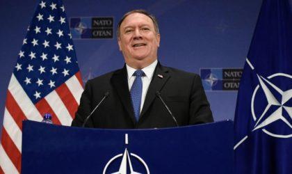 Washington aux Européens: «Aidez-nous à isoler Téhéran»