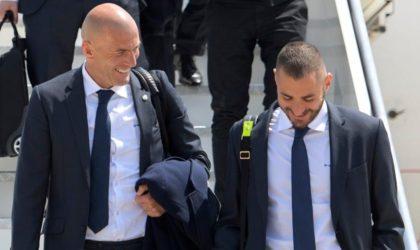 Le joueur international français Karim Benzema : «Je veux visiter l'Algérie !»