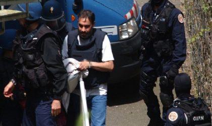 Terrorisme : Djamel Beghal remis aux autorités algériennes