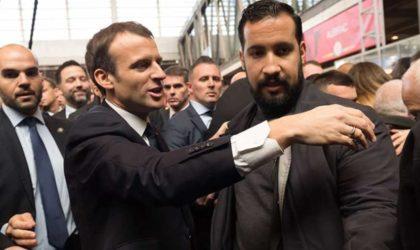 Alexandre Benalla est un agent des services secrets marocains