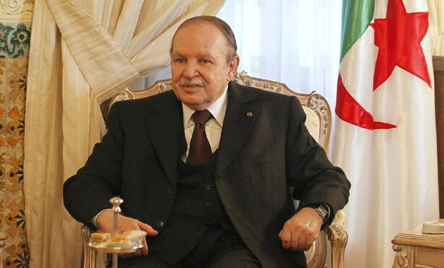 victoire, Bouteflika