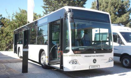 ETUSA : 30% d'économie d'énergie envisagés sur les bus