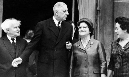 Révélation : quand la France voulait créer un «Israël pied-noir» en Algérie