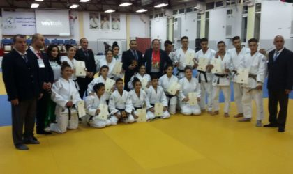 Objectif: les JO-2024 pour les judokas algériens