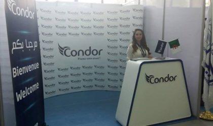 Condor participe au Salon national des produits de la recherche scientifique