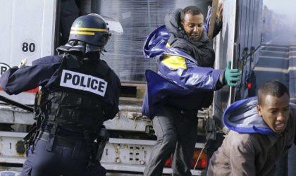 Migrants maltraités : une vidéo d'une rare violence épingle la France