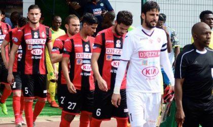 Coupe de la Confédération : l'USM Alger au Kenya pour son deuxième stage