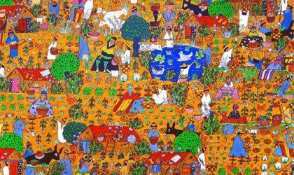 Exposition «La terre est mon village» au Palais de la culture