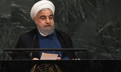 Trump a frappé huit fois à la porte de l'Iran pour rencontrer Rohani