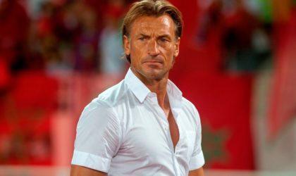 Hervé Renard dément : «Je reste au Maroc, je n'irai pas en Algérie !»
