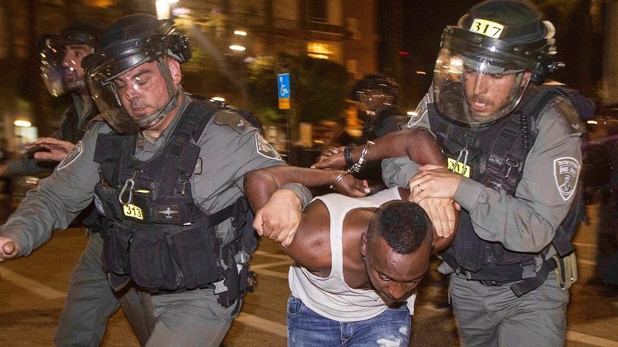racisme, Isra