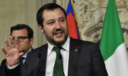 Matteo Salvini conteste la ligne de l'Union européenne