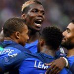 Les bleus France Coupe du monde