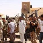 soudanais, Libye