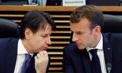 Comment l'Italie compte retirer le «juteux» dossier libyen à la France