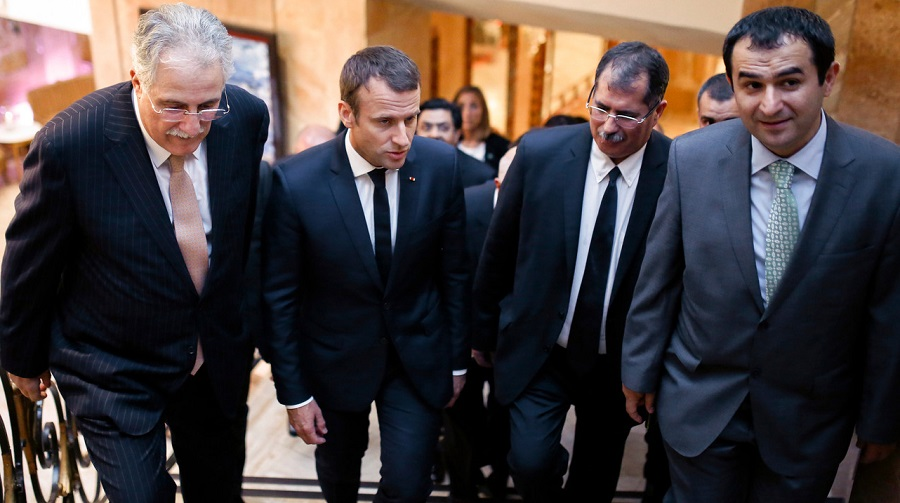 Macron CFCM musulmans France