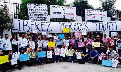 Condamné à 7 ans de prison pour «espionnage» : Merzoug Touati en grève de la faim