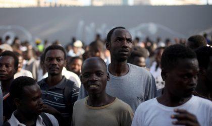 Suivant l'exemple de l'Algérie : la Libye refuse d'accueillir les migrants