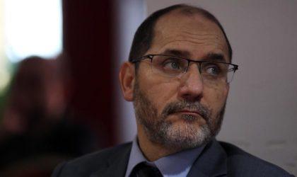 Le MSP sonde les Algériens sur la présidentielle de 2019