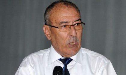 Aucun soutien n'a été apporté à l'Algérie durant la décennie noire selon Aït Hamouda