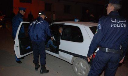 Batna : démantèlement d'un réseau de trafic d'armes et de munitions
