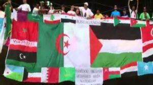 Palestine drapeau coupe du monde