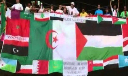 Un Palestinien s'exprime sur le soutien de l'Algérie à la Palestine