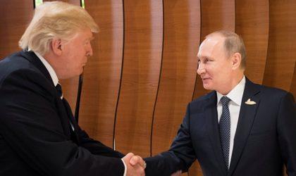 Trump : «La Russie, l'UE et la Chine sont nos ennemis»