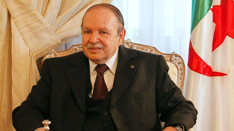 Bouteflika, Président