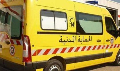 Un homme meurt à Hussein Dey (Alger) suite à la chute d'un pan de balcon