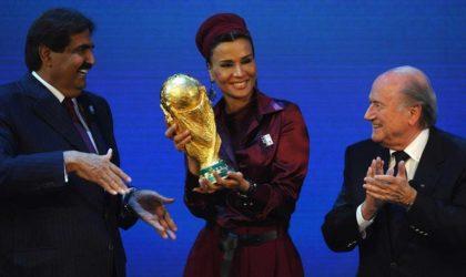 Mondial-2022 : graves révélations d'un journal britannique sur le Qatar