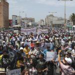 Hirak, Rabat marche