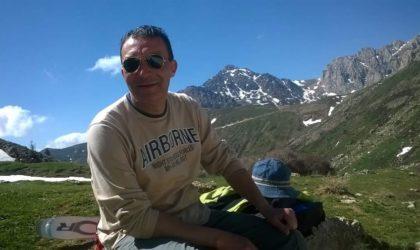 Décès du journaliste Abderrezak Seghouani
